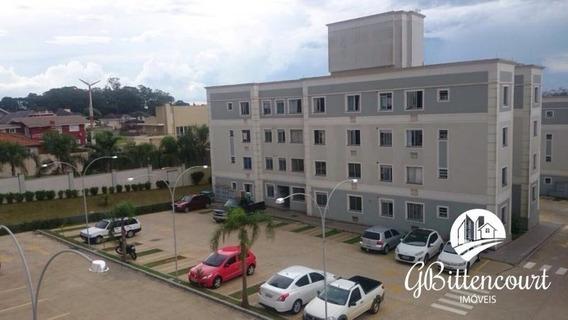 Apartamento Para Venda Em Ponta Grossa, Colonia Dona Luiza, 2 Dormitórios, 1 Banheiro, 1 Vaga - 121_2-636215