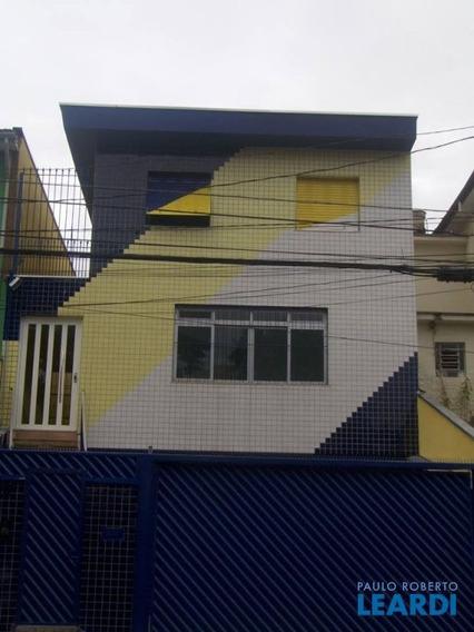 Sobrado - Vila Mariana - Sp - 588084
