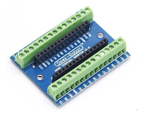 Placa Expansao Shield Arduino Nano