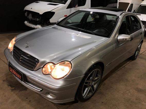 Mercedes C180 Kompressor - Inteirinha