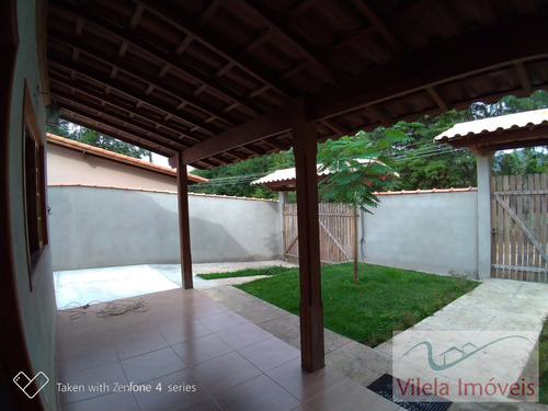 Imagem 1 de 15 de Casa Térrea Em Alto Da Ramada  -  Miguel Pereira - 1116