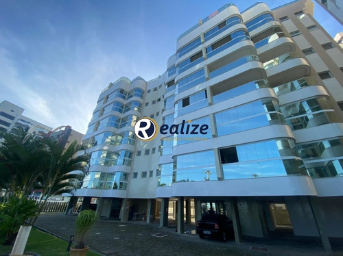Apartamento De 3 Quartos Sendo 1 Suíte Frente Para O Mar Da Praia Do Morro - Ap01018 - 69577257