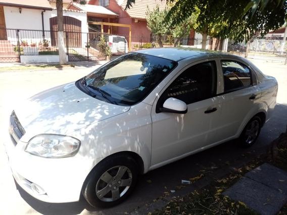 Chevrolet Aveo Año 2012. Full Equipo