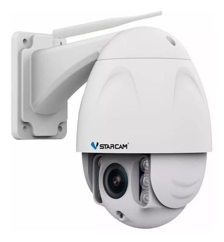 Camara Ip 1080p Hd 2mp Wifi 4x Zoom Exterior Ptz Ir  Onvif