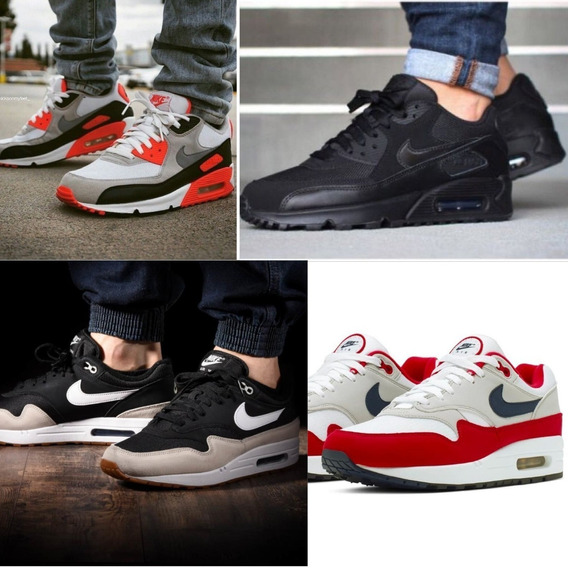 *+*zapatos Nike Air Max 90*+*