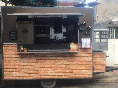 Food Truck 3m X 2m Equipado