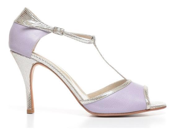 Zapato Manon Mujer Sandalia Tango Fiesta Noche Gretaflora