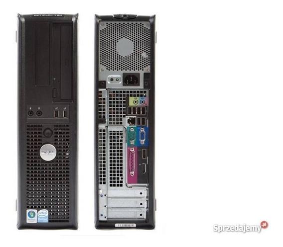 Cpu Dell Optiplex 780 Core 2 Duo 4gb Hd 320gb Wireless