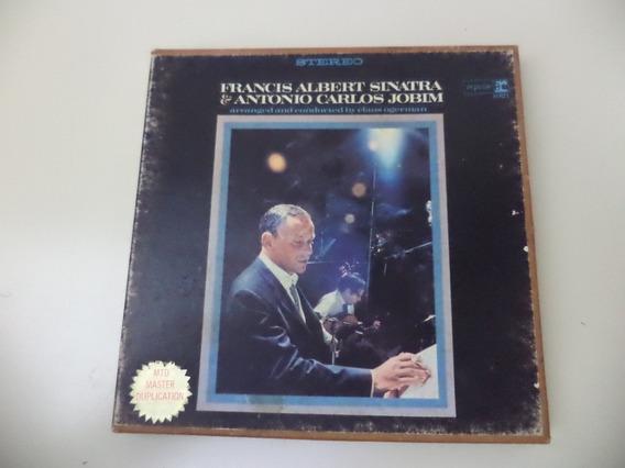 Frank Sinatra Fita De Rolo Disco Tom Jobim Garota De Ipanema
