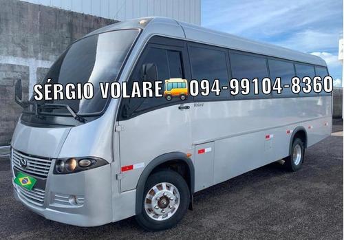 Micro Ônibus Volare W8 On Executivo Cor Prata 2011