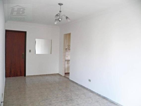 Apartamento Com 3 Dormitórios Para Alugar, 63 M² Por R$ 1.650/mês - Jardim Piratininga - Osasco/sp - Ap3865