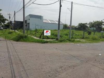 Terreno Comercial En Venta Venta En Esquina, Por Av. Libramiento Manzanillo Prados Del Sur