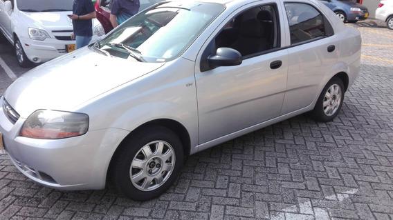Chevrolet Aveo 1.6 Sedan Mod 2011