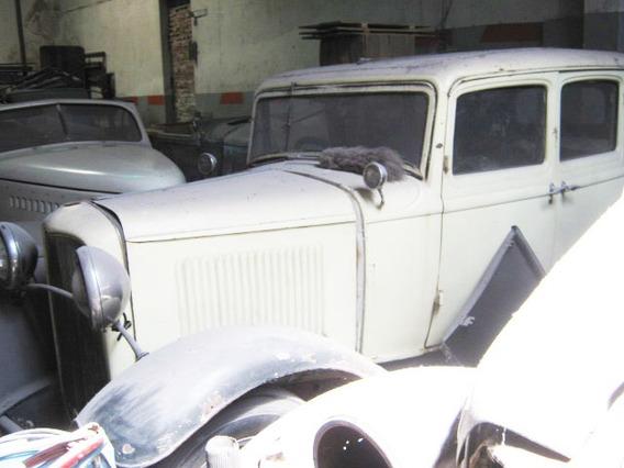 Ford 1932 Sedan Con Motor V8 Y Carter De Alunminio