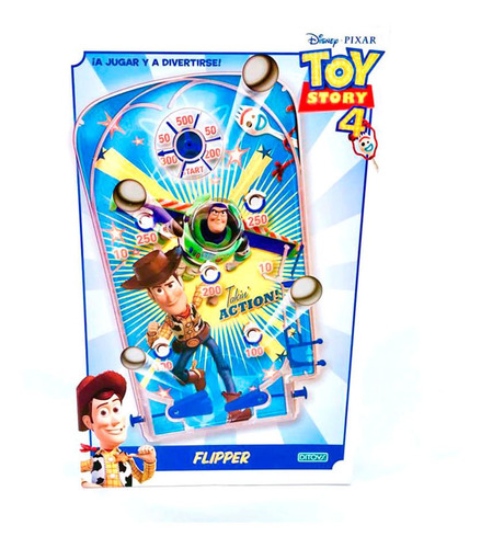Toy Story Flipper Grande Disney