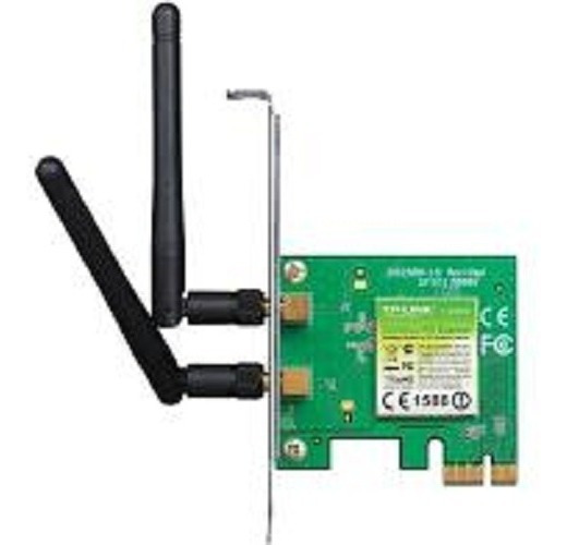 Placa Red Inalámbrico- Pci Express 300mbps - Tp-link