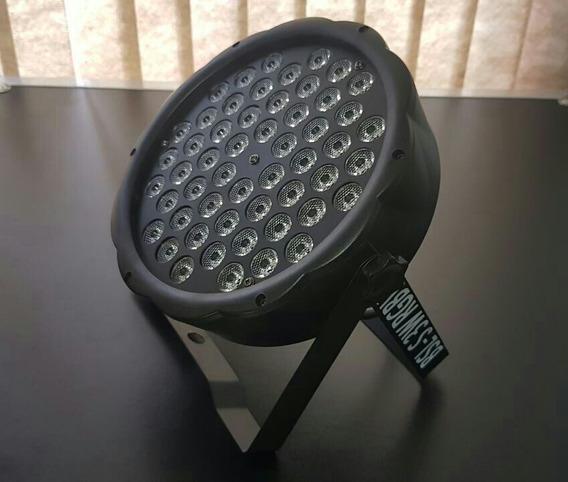 Canhão De Led Bsl Light 54x3w Slim Rgbw