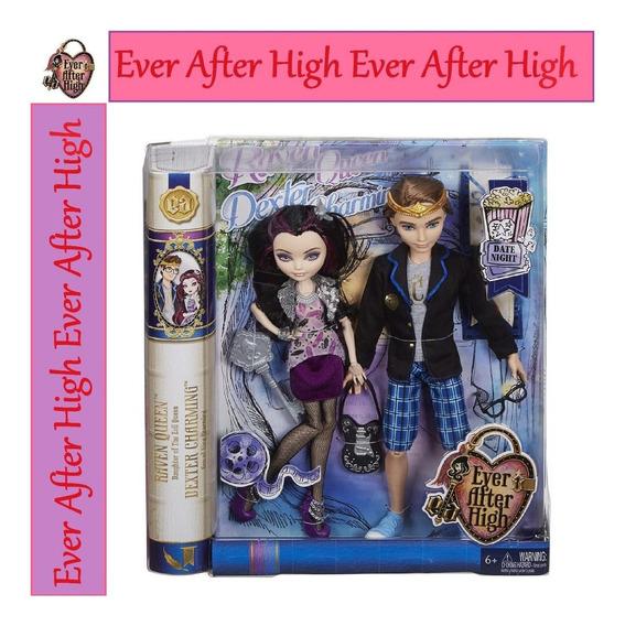 Ever After High Raven Queen E Dexter Charming Original Lot 3