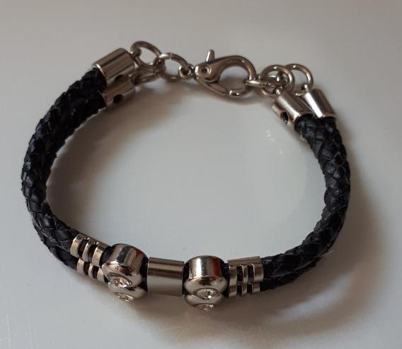 Linda Pulseira Bracelete Feminina Ajustável Strass (london)