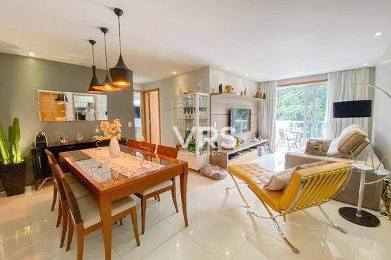 Apartamento Com 2 Dormitórios À Venda, 80 M² Por R$ 460.000,00 - Várzea - Teresópolis/rj - Ap0295