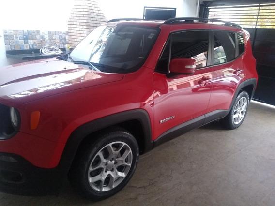 Jeep Renegade 1.8 Longitude Flex Aut. 5p 2016 36.000 Km