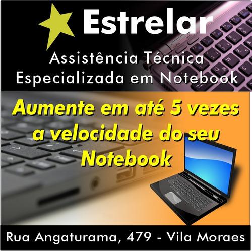 Imagem 1 de 8 de Assistência Técnica Em Notebook E Computadores
