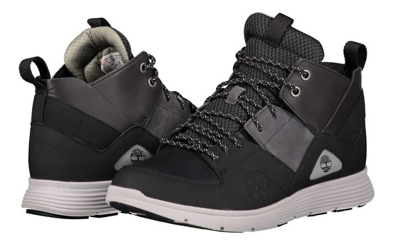 Tenis Timberland A1how Hombre Negro