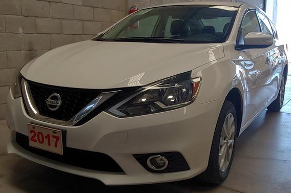 Nissan Sentra 2017 Advance Cvt T/aut Contado Y Crédito.