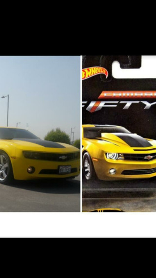 Chevrolet Camaro Hot Wheels Rs
