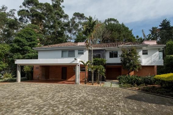 Casa En Venta En El Poblado, Medellin