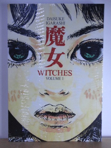 Mangá Witches Vol. 01