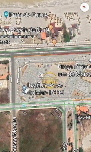 Imagem 1 de 15 de Terreno Para Alugar, 10000 M² Por R$ 30.000,00/mês - Antônio Diogo - Fortaleza/ce - Te0188