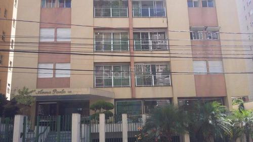 Imagem 1 de 15 de Apartamento À Venda Em Cambuí - Ap000793