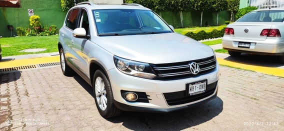Mazda Cx-3 Vw Tiguan Track & Fun 2.0 Turbo Impecable