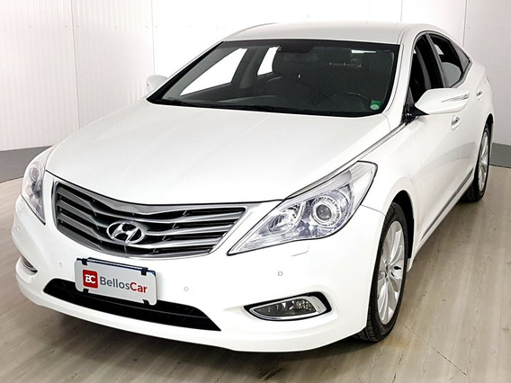 Hyundai Azera 3.0 Mpfi Gls V6 24v Gasolina 4p Automático...