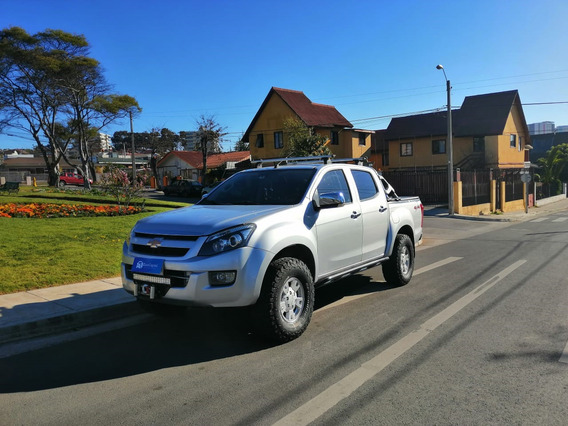 Chevrolet Dmax 2.5 At High 4x4 2015