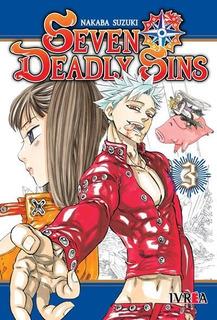Manga - Seven Deadly Sins 03 - Xion Store
