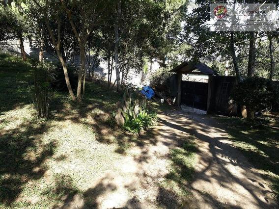 Chácara Residencial Para Venda E Locação, Recreio Primavera, Itapecerica Da Serra. - Ch0053