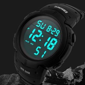 Relógio Masculino Skmei 1068 Multifuncional Com Alarme