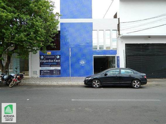 Aluguel Sala Comercial Ótima Localização Setor Central - 3851