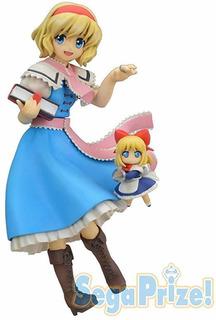 Figura Sega Proyecto Touhou Alice Margatroid Premium