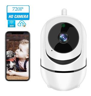 Cámaras De Seguridad Wifi Inalámbrica 720p Camaras Espias