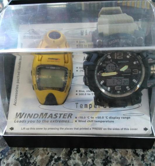 Relógios Digital Em Ótimo Estado ! 03 Unidades !
