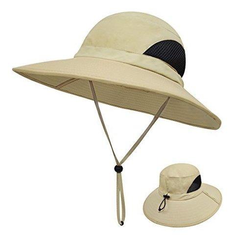 Lethmik Al Aire Libre Impermeable Boonie Sombrero De Ala