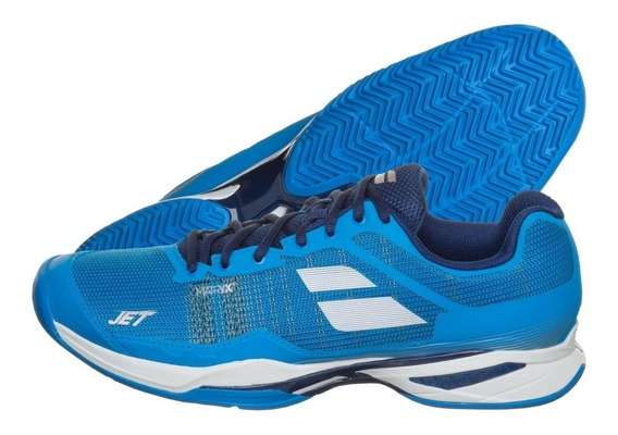 Zapatillas Tenis Padel Babolat Jet Match 1 Clay Y All Court!