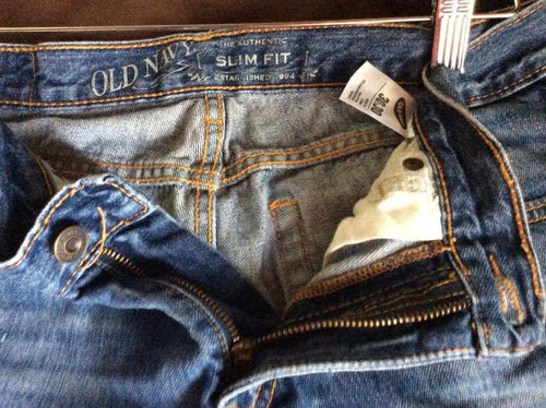 Pantalon Blue Jeans De Caballero Old Navy 100% Original