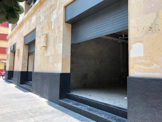 Local Comercial Nuevo A Pie De Calle En La Zona De Mayoreo