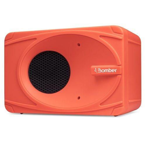 Caixa De Som Bluetooth Mini Portátil Festa Churrasco Bomber