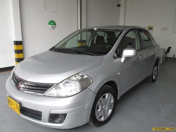 Nissan Tiida 1.8 At