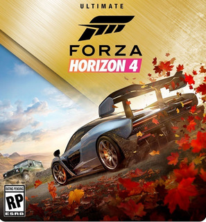 Forza Horizon 4 Pc Ultimate Todos Dlc Original Online